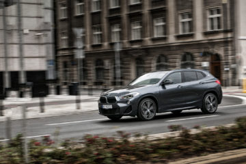 BMW X2 test opinia 10