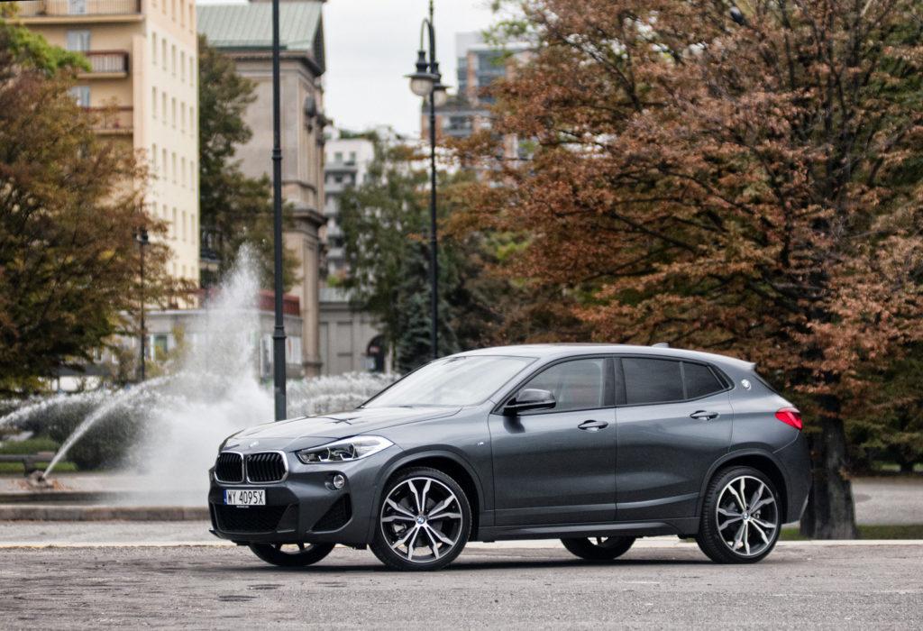 BMW X2 20d test i opinia