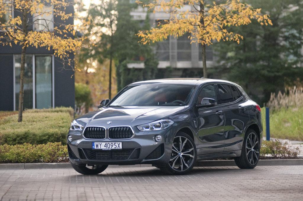 BMW X2 test opinia 2