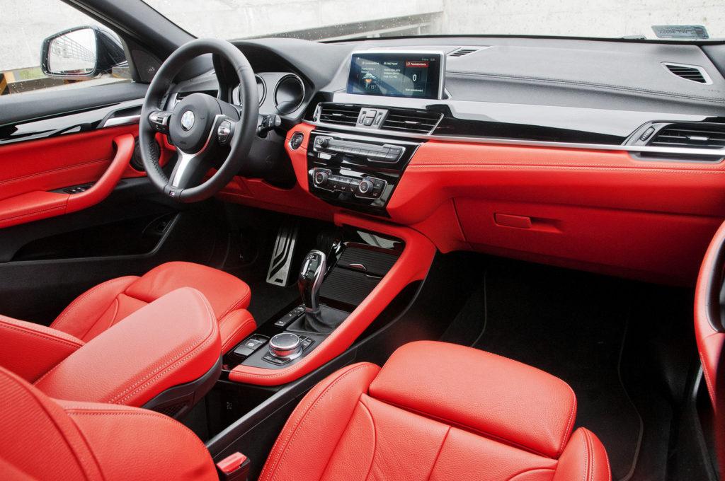 BMW X2 test i opinia