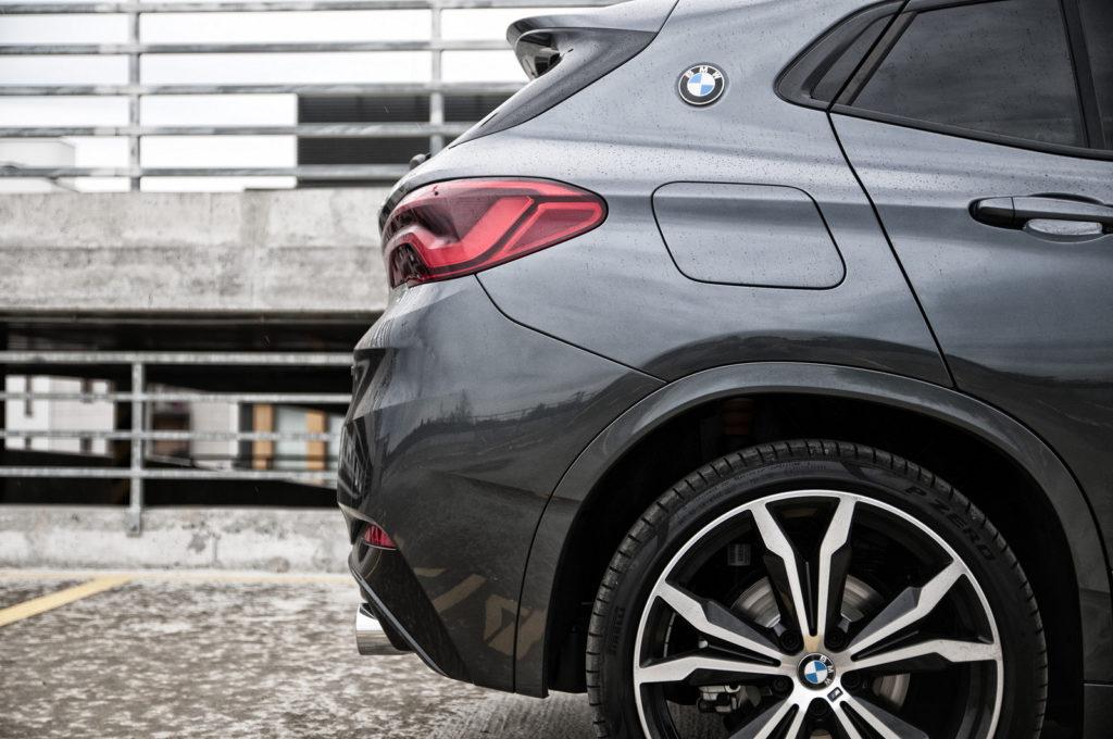 BMW X2 20d M Sport test i opinia