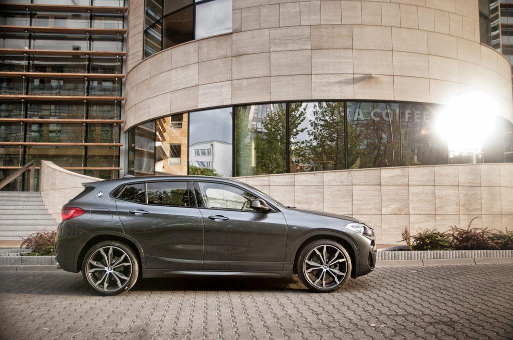 BMW X2 M Sport test i opinia