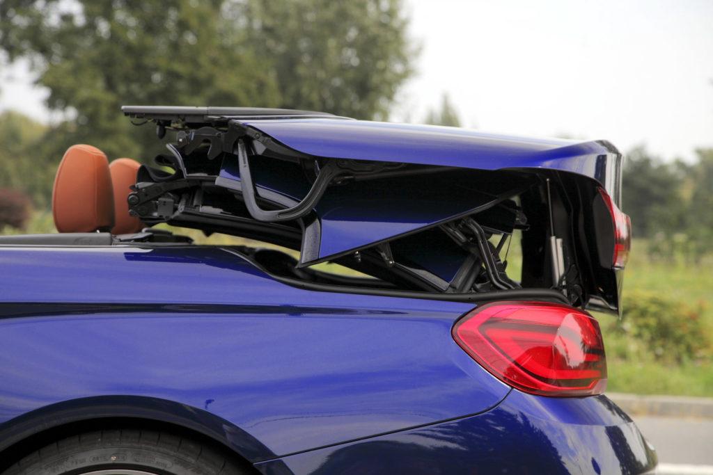 BMW M4 Cabrio F82 test i opinia