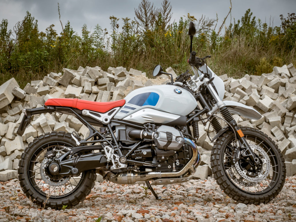 bmw rninet urban gs test opinia 15