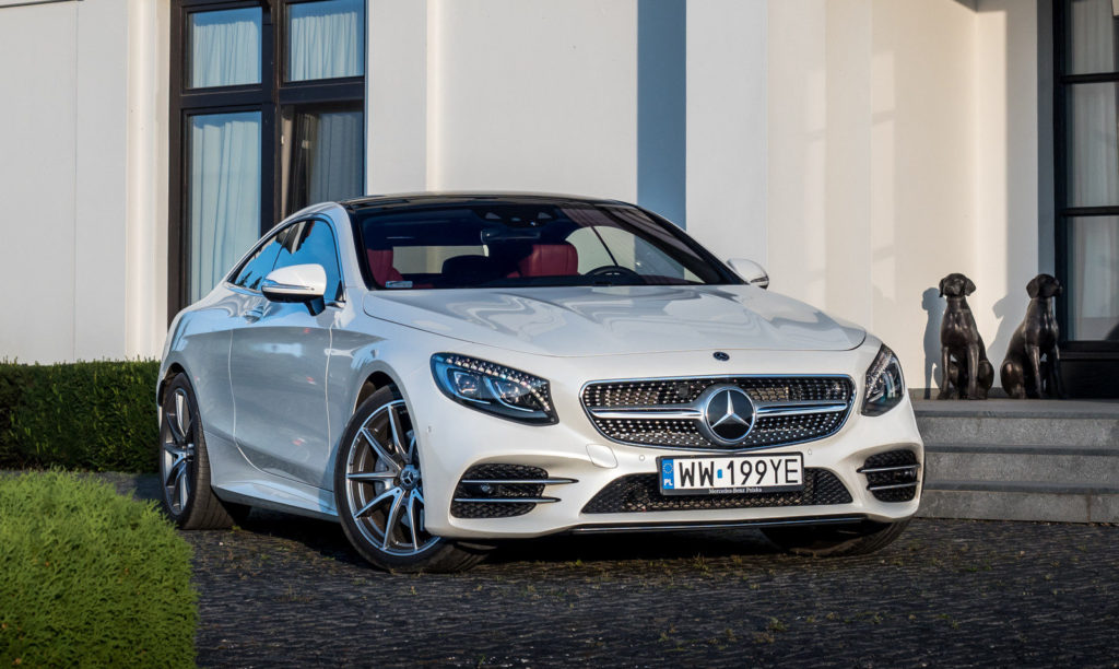 mercedes s coupe W222 4matic test opinia 31