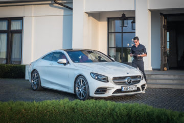 mercedes s coupe W222 4matic test opinia 33