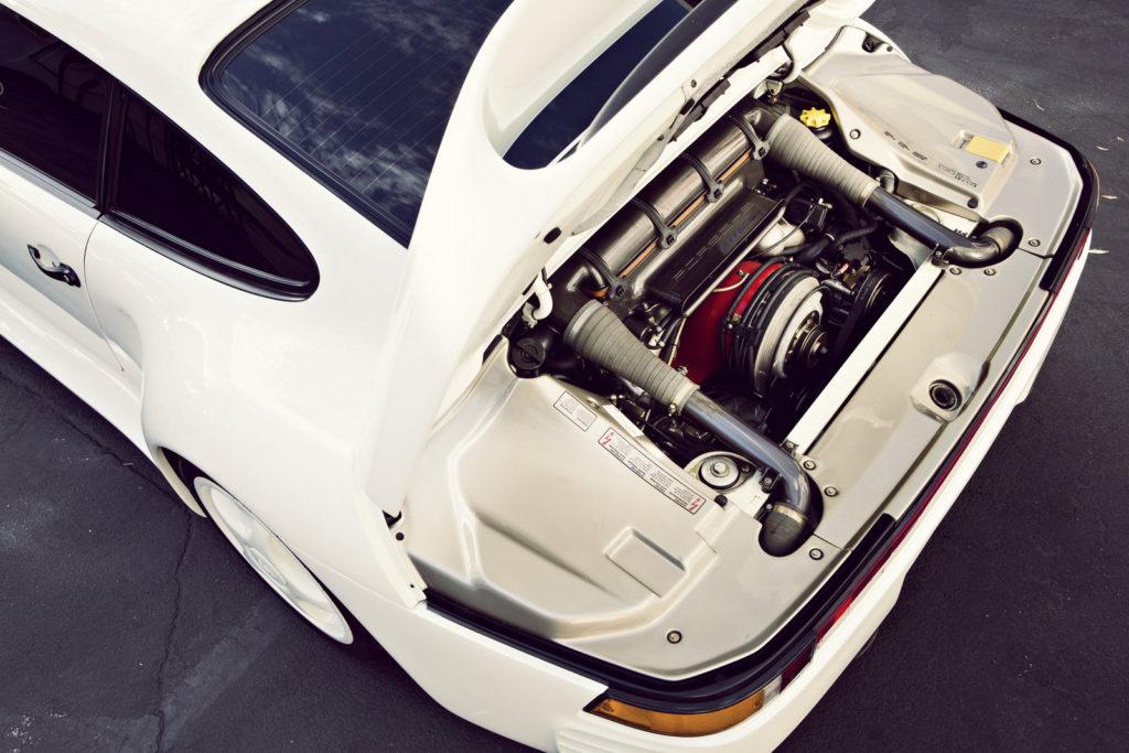 Porsche 959 silnik