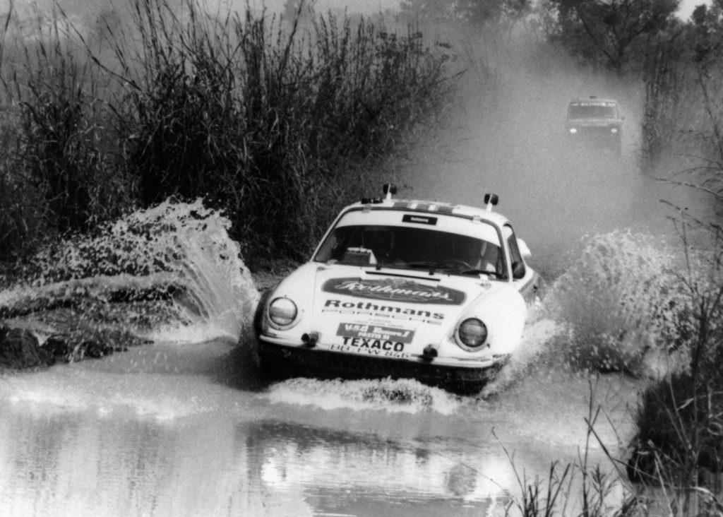 Porsche 959 historia