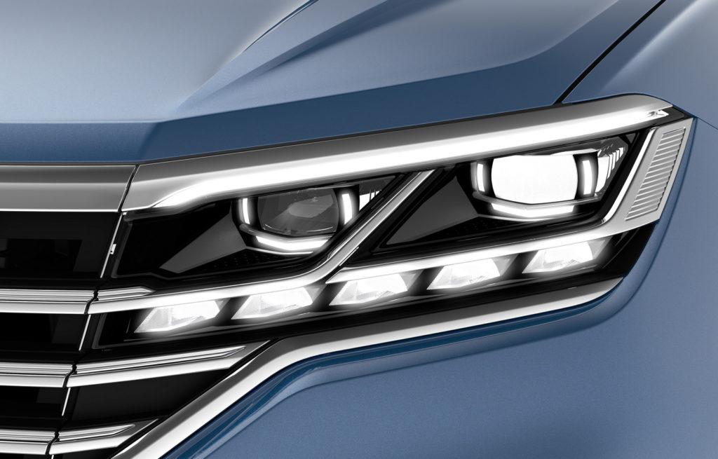 nowy Volkswagen Touareg test opinia 2019 matrix led czy warto