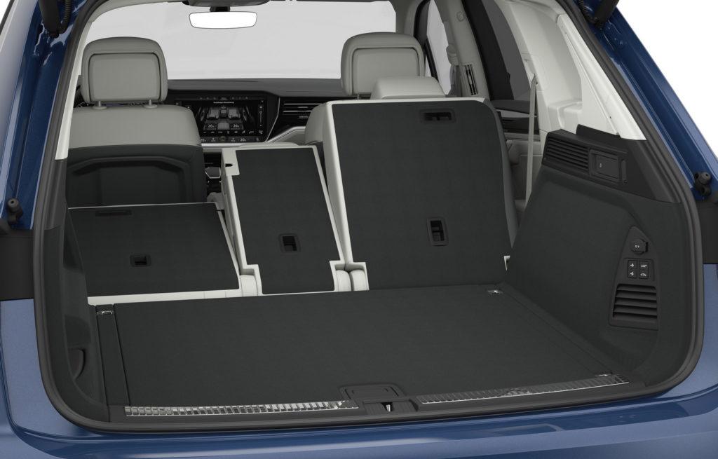 nowy Volkswagen Touareg 2019 test opinia