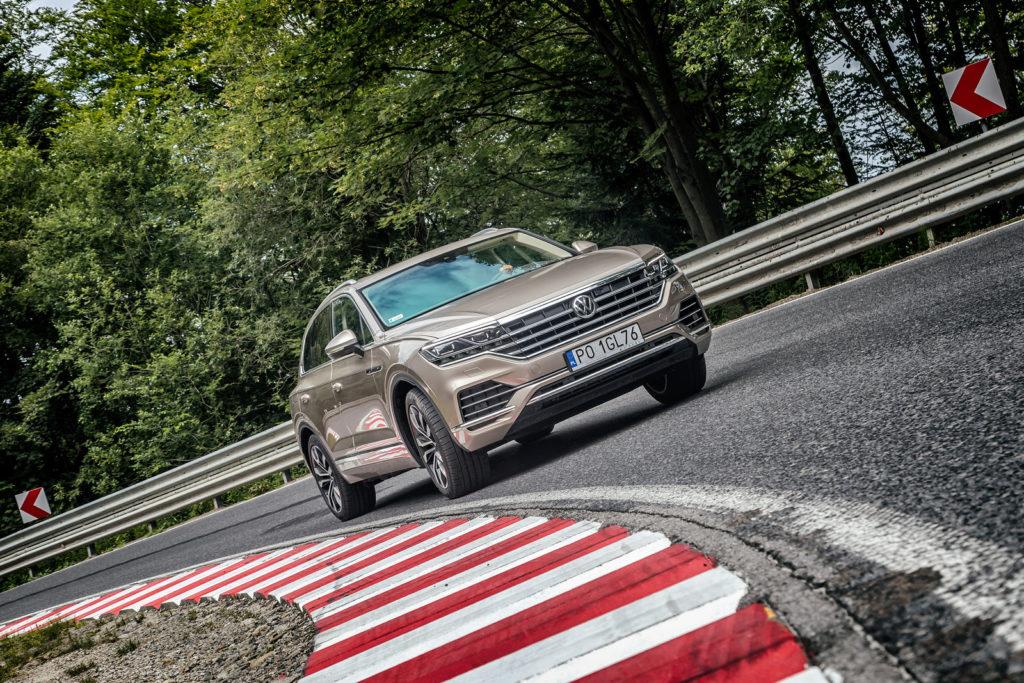 nowy Volkswagen Touareg test opinia spalanie 2019