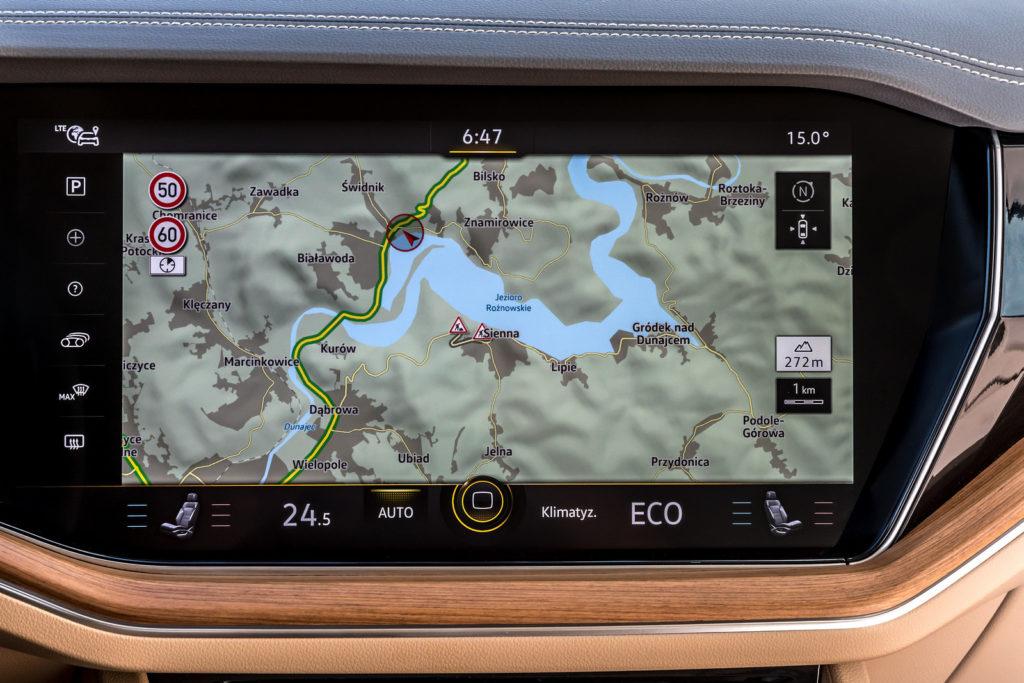 nowy Volkswagen Touareg test opinia 2019 discover premium