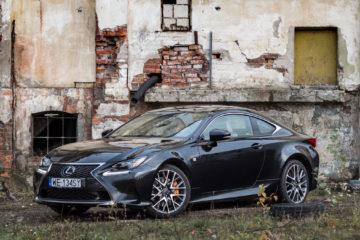 Lexus RC 300 FL 2019 test opinia 14