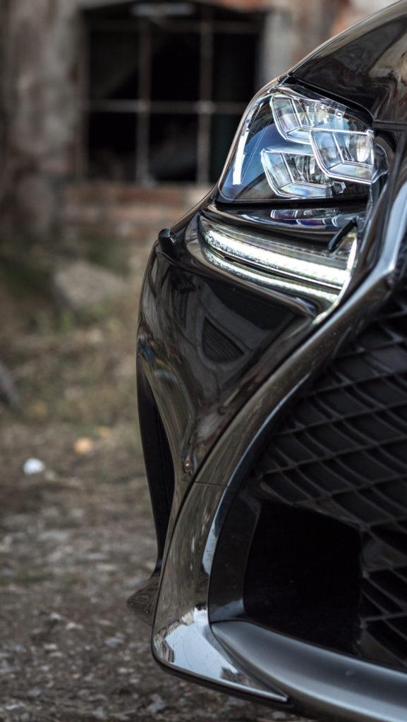Lexus RC 300 FL 2019 test opinia