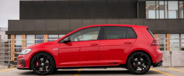 volkswagen golf GTI TCR 2019 test opinia 18