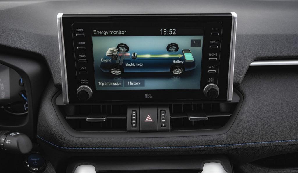 Nowa Toyota RAV4 2019 test i opinia hybryda