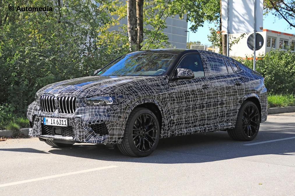 SUV 2019 nowe bmw x6 2019-2020-premiery samochodowe 2019