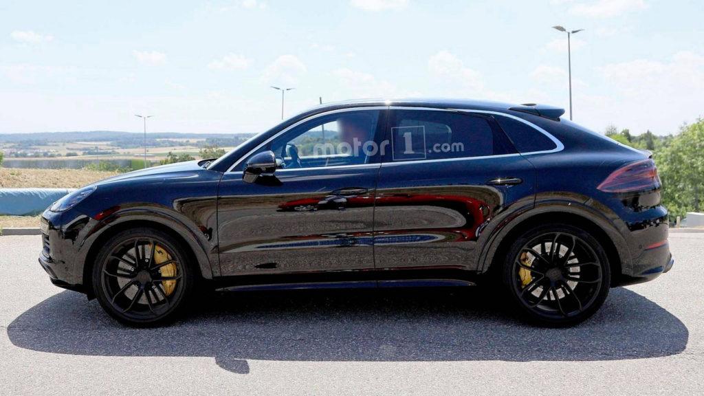 nowe porsche cayenne coupe 2020 - kalendarz premier premium
