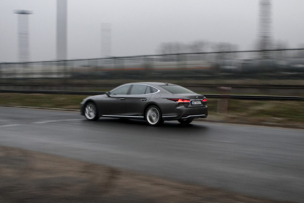 ls 500h test i opinia