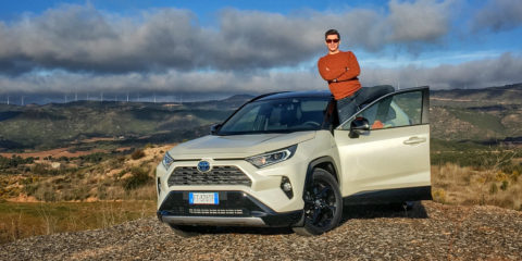 toyota rav4 influencer edition 1