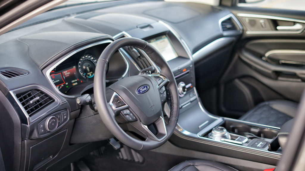 ford edge 2019 test opinia 1