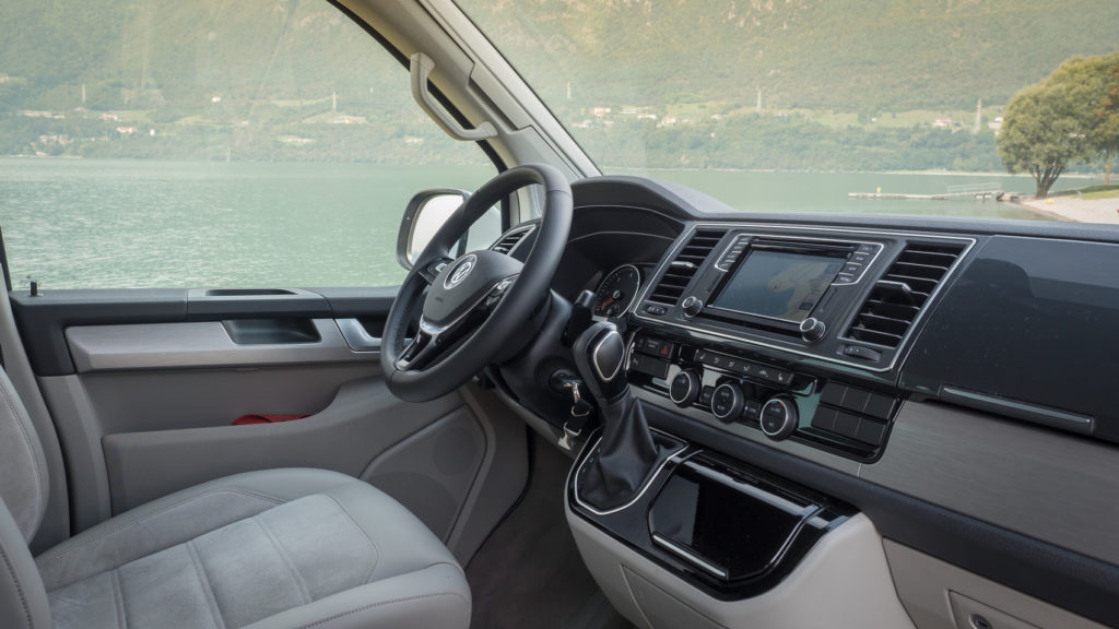volkswagen california ocean 2019 test praktyczny