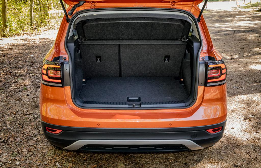 Volkswagen T-cross opinia test 2