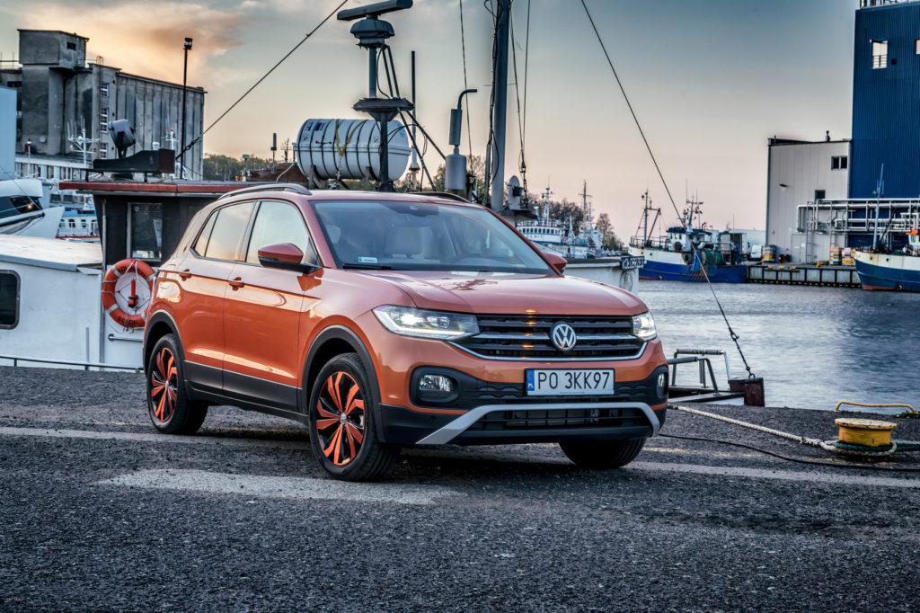 VW T-cross opinia test 21