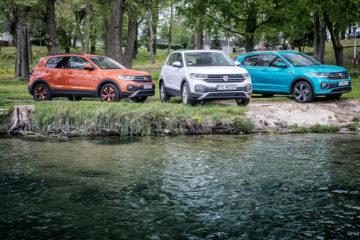 Volkswagen T-cross opinia test 49