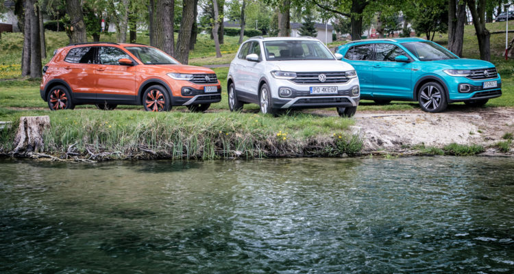Volkswagen T-cross opinia test 49