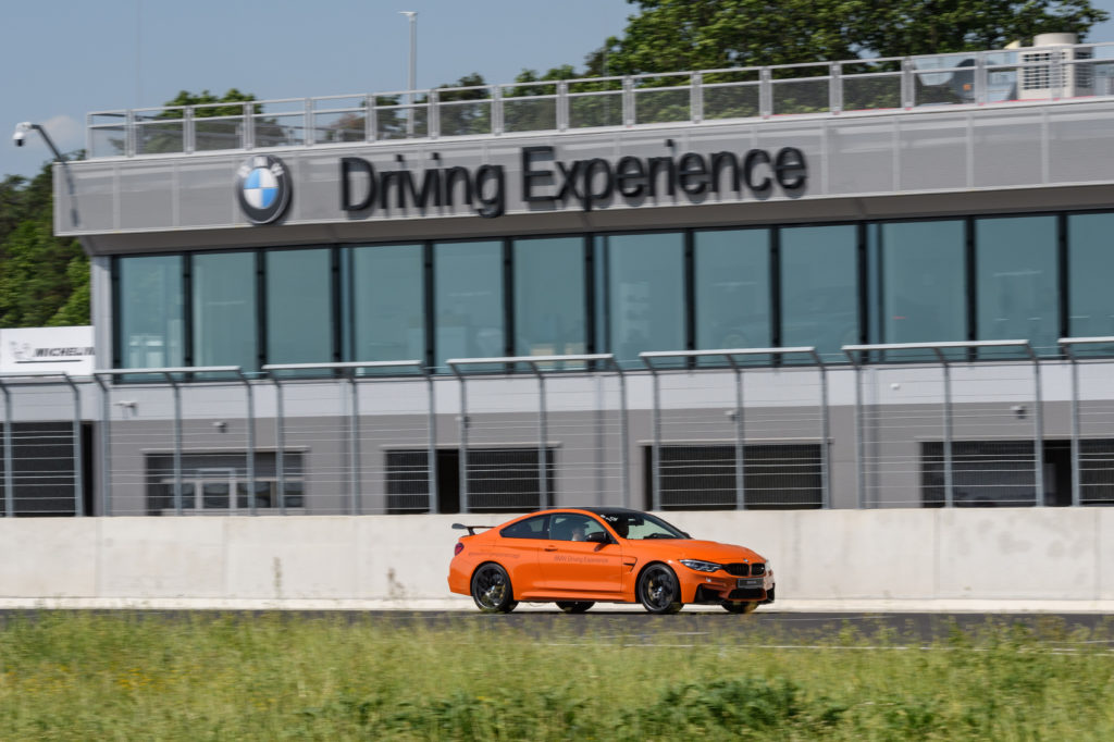 Bmw driving experience silesia ring - bmw intensive training