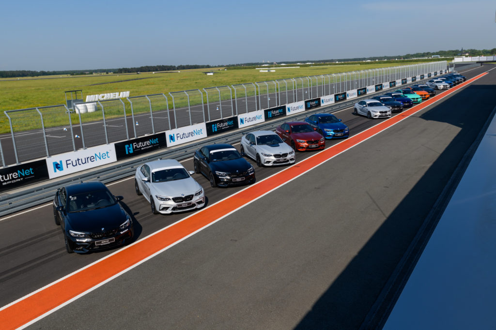 Szkoła jazdy BMW intensive training - bmw driving experience silesia ring
