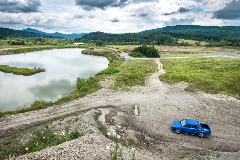 Volkswagen Amarok V6 TDI 2019 test opinia 1