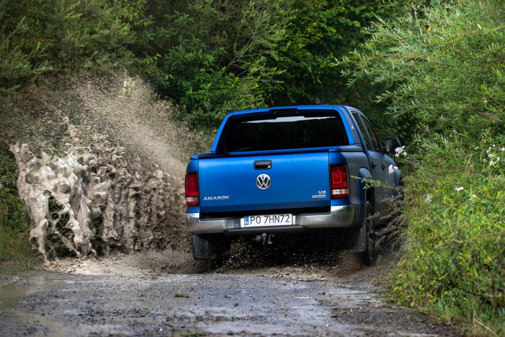 VW amarok v6 tdi aventrua offroad