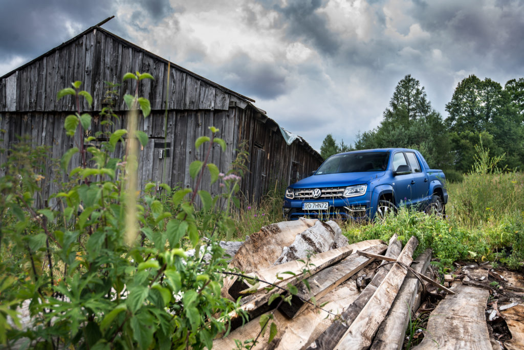Volkswagen Amarok V6 TDI 2019 test opinia 2