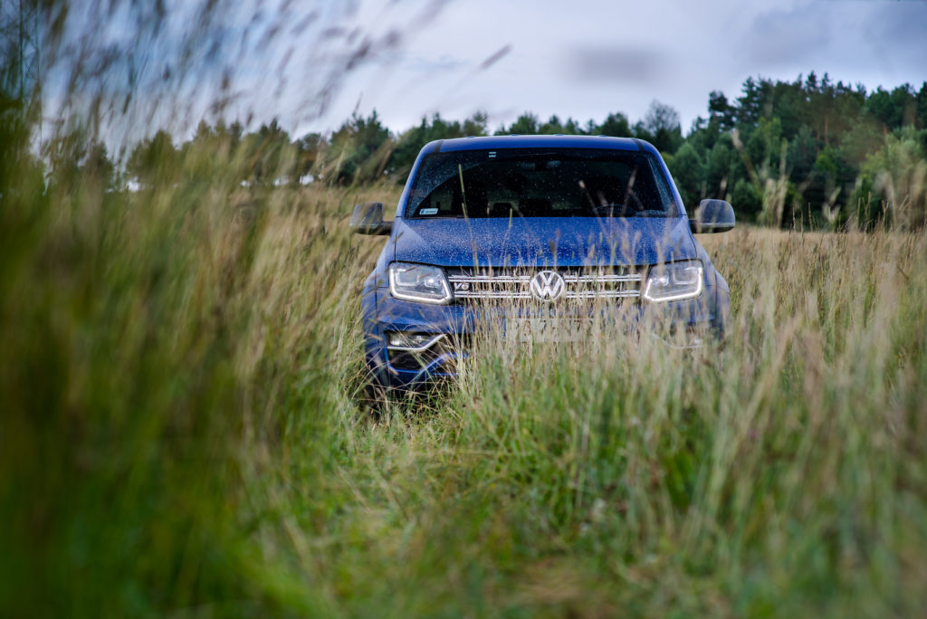 VW amarok v6 2019 aventura test opinia