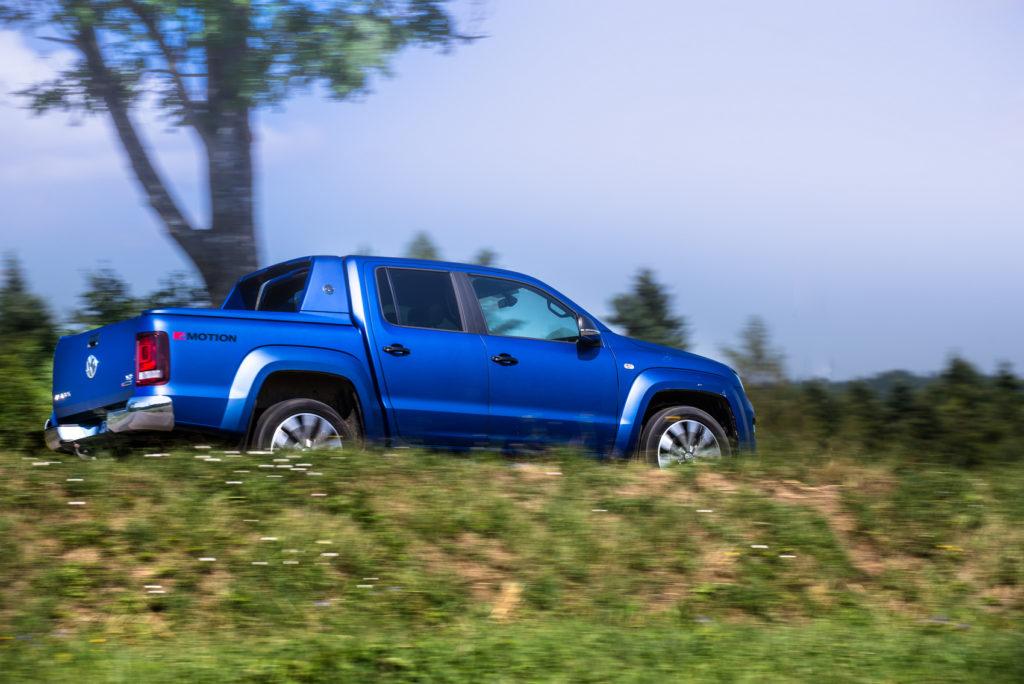 Volkswagen Amarok V6 TDI 2019 test opinia 40