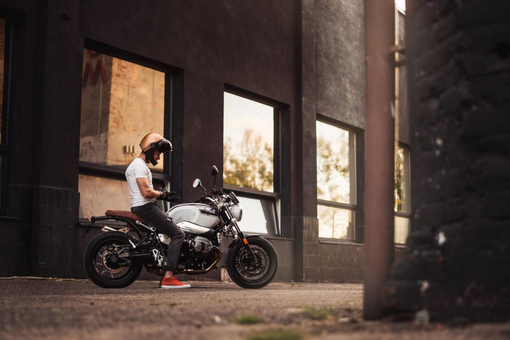 BMW r nineT Scrambler 2019 wrażenia z jazdy