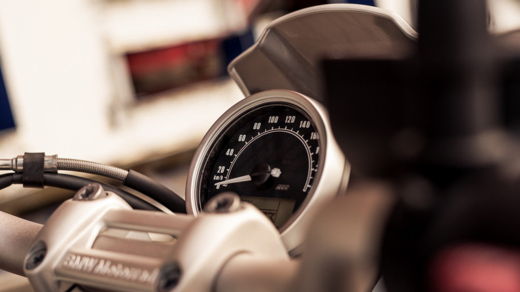BMW r nineT Scrambler 2019 szczegóły techniczne