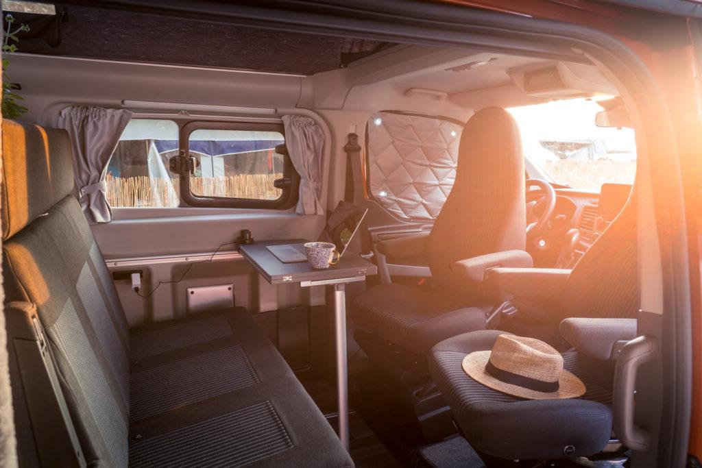 ford transit custom Nugget test opinia 4