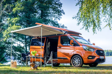 ford transit nugget test wideo 1