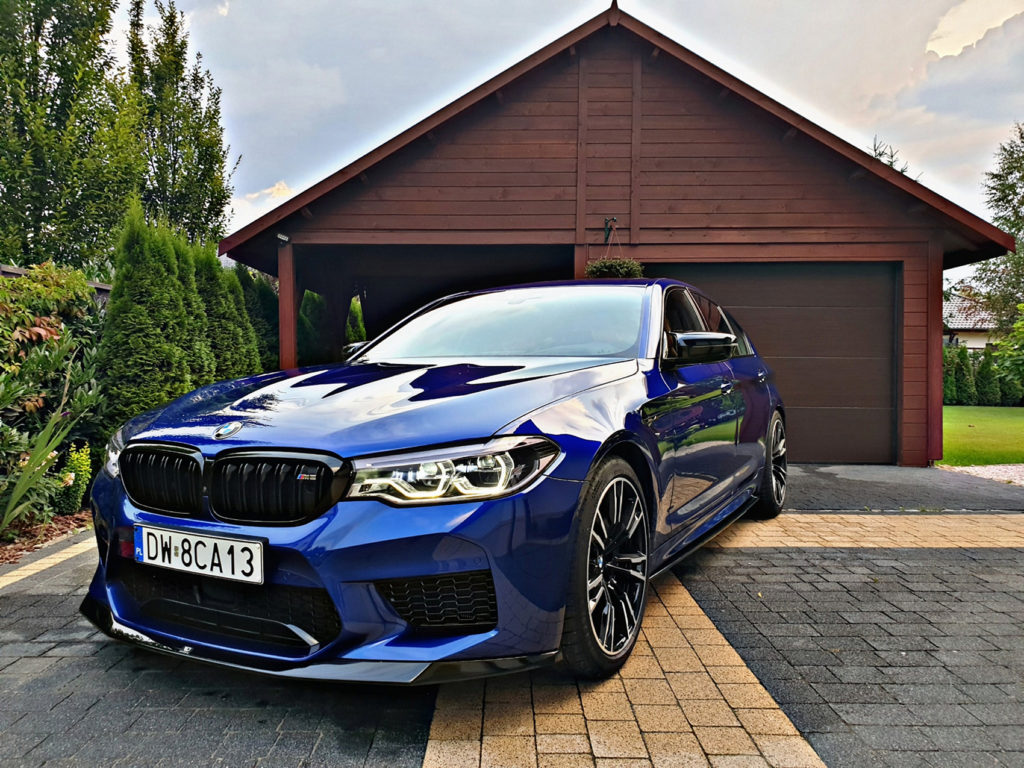 bmw m5 competition 2019 2020 test opinia 3