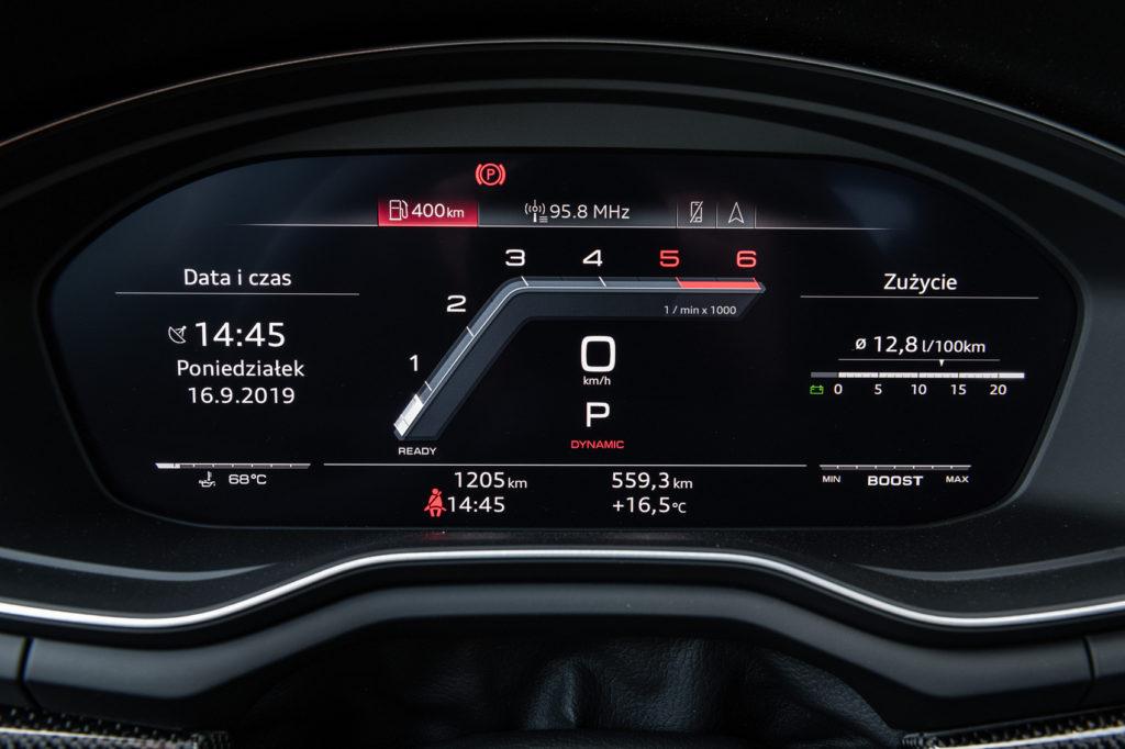 nowe audi A4 S4 2020 test opinia 21