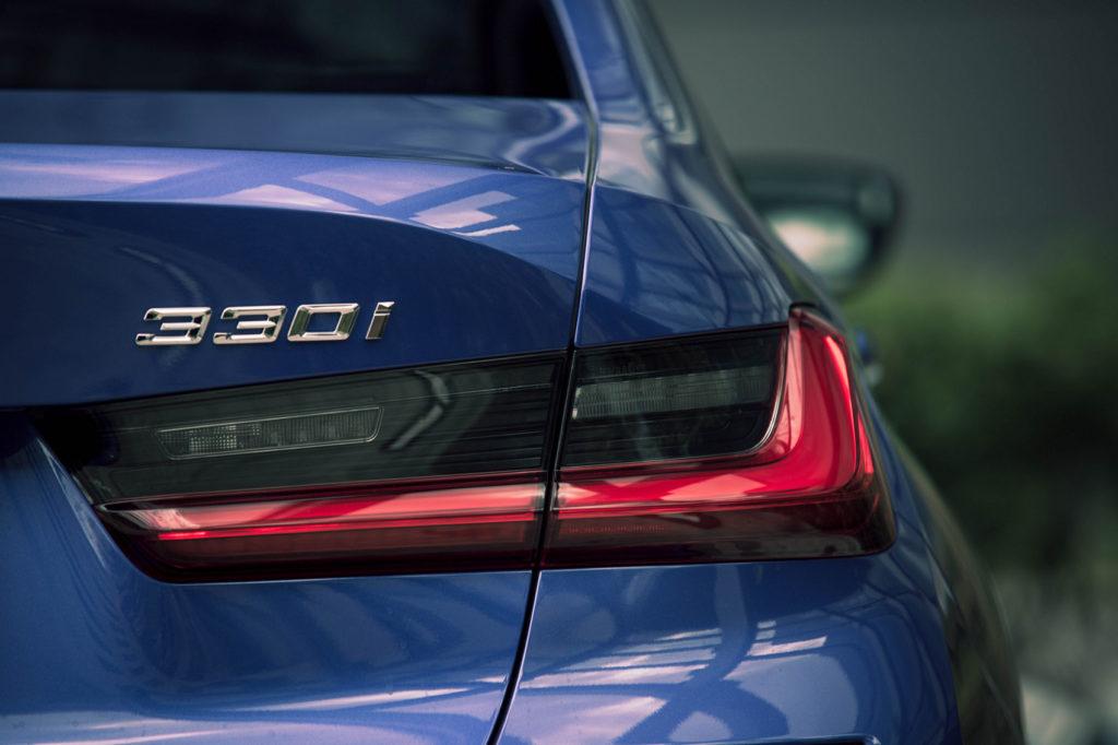 nowe BMW serii 3 G20 2020 test opinia 10