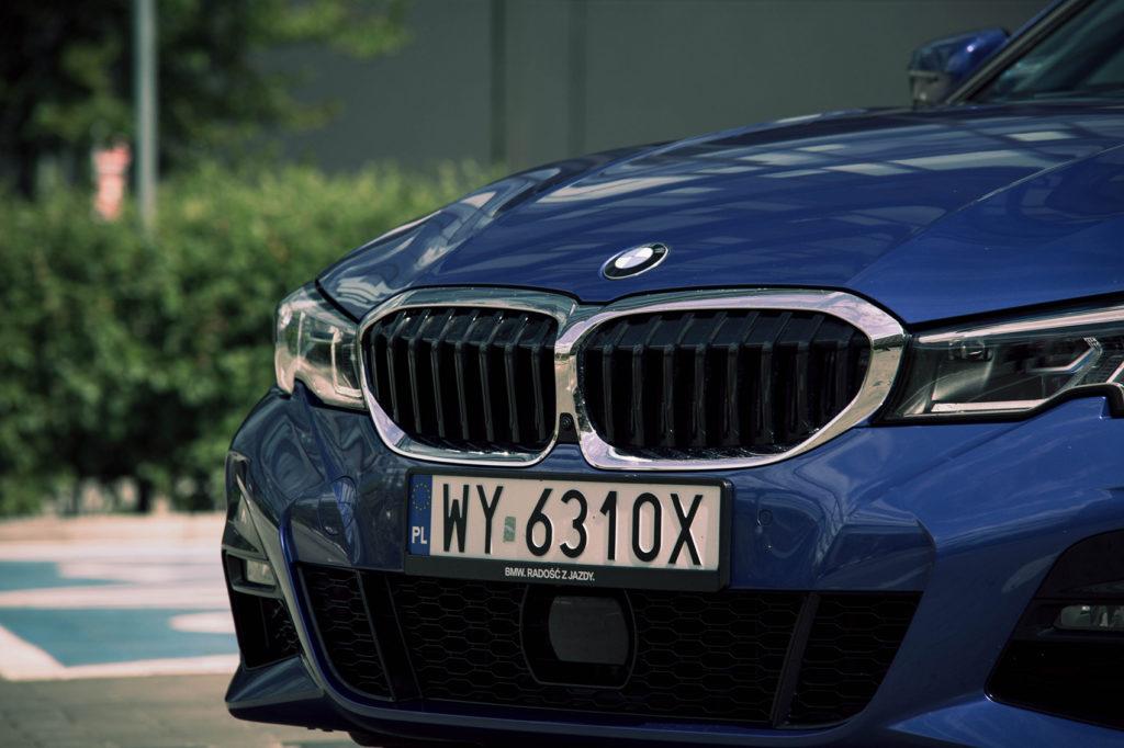 nowe BMW serii 3 G20 2020 test opinia 14