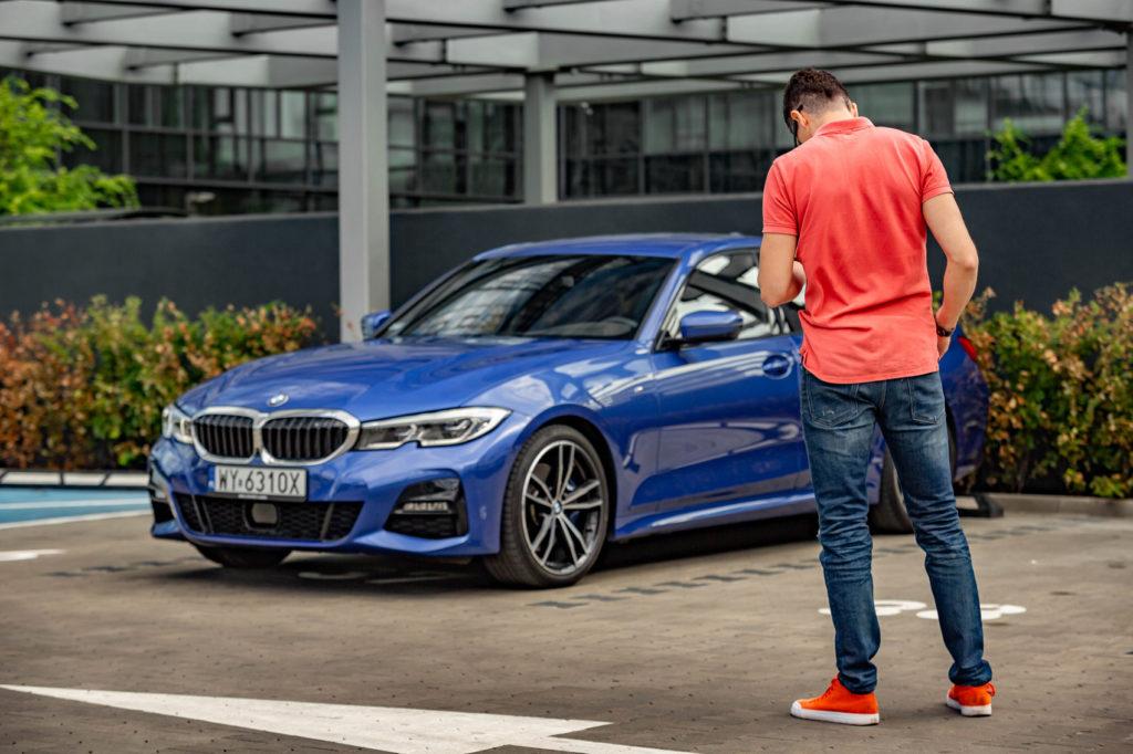nowe BMW serii 3 G20 2020 test opinia 21