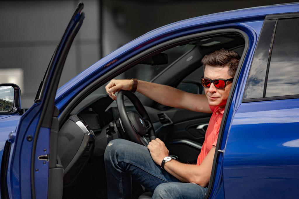 nowe BMW serii 3 G20 2020 test opinia 23