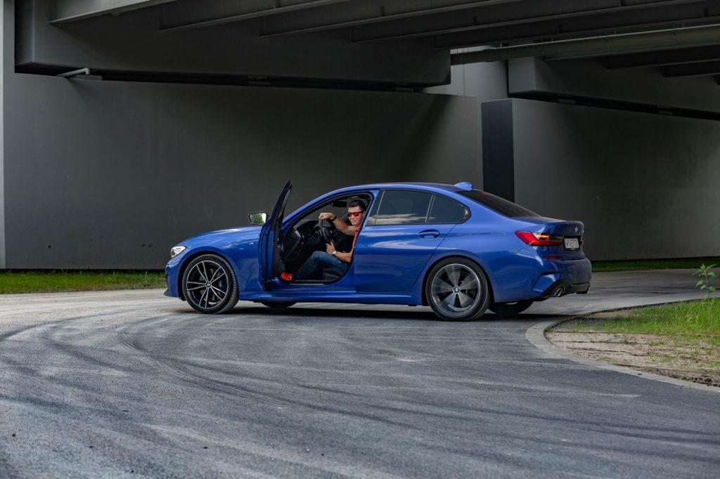 nowe BMW serii 3 G20 2020 test opinia 3
