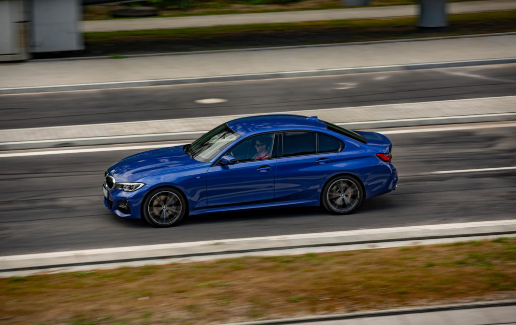 nowe BMW serii 3 G20 2020 test opinia 5