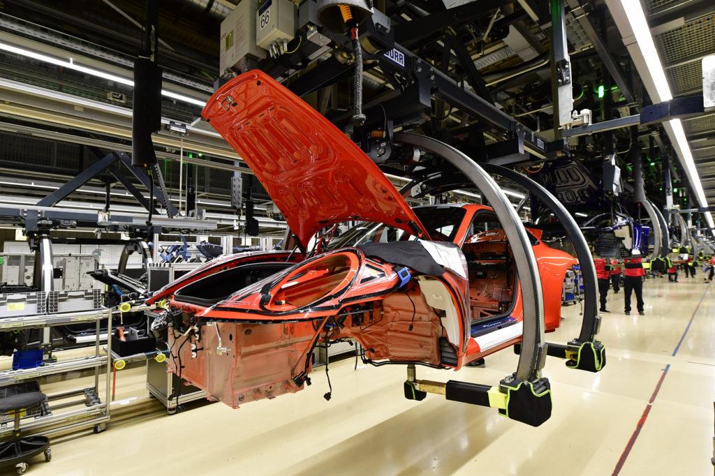nowe Porsche 911 Exclusive - produkcja 18